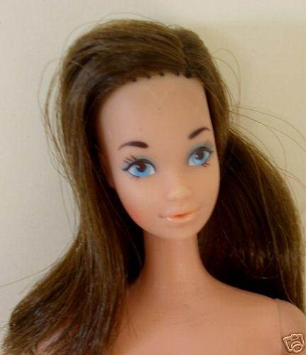 Australian brunette