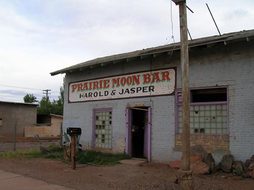 Prairie Moon Bar Winslow Az The Building Has Since Been