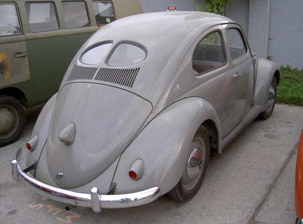 1950 vw bug us standard model split window volks for 1951 volkswagen split window