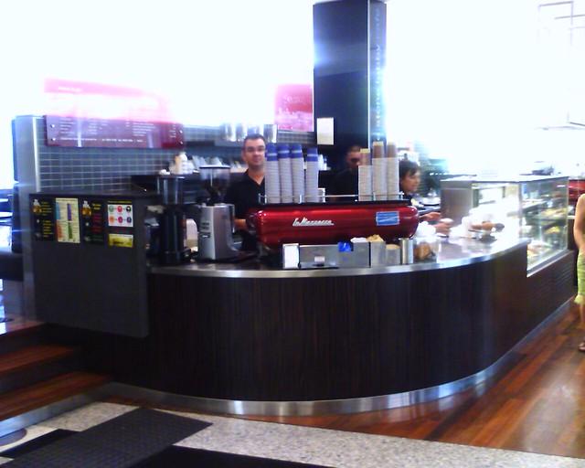 blue stone lobby caf u00e9  north sydney