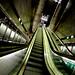 Another shot from Copenhagen Metro