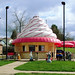 Twisty Treat cone, Massillon, OH
