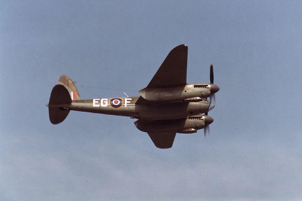 de Havilland Mosquito TT.35 - This Mosquito belongs to Kermi… - Flickr de Havilland Mosquito TT.35 - 웹
