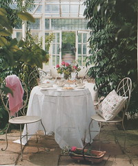 Pretty Greenhouse | by Only a Paper Moon