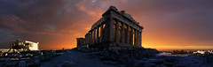 Athene, Acropolis at sunrise | by Gaston Batistini