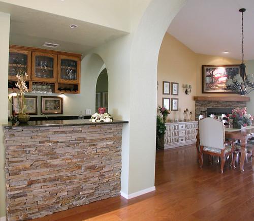 Warm Cozy Kitchen Designs
