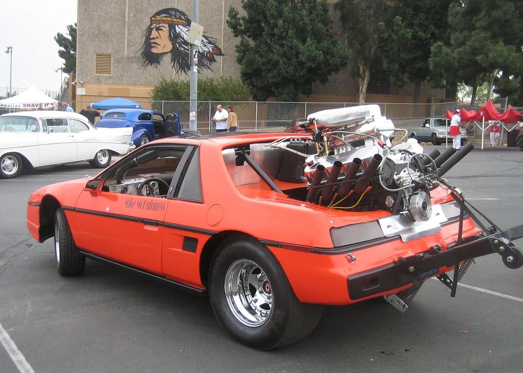 F150 Limo >> Pontiac Fiero - 1985 | This is a working engine despite ...