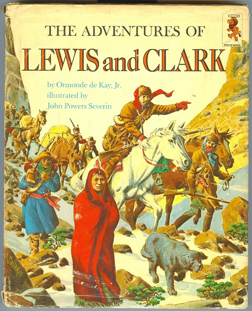 the adventures of lewis and clark Welcome to a tour of the epic lewis and clark journey read the descriptions below and click on the link at the bottom of the page to continue.