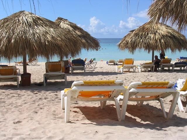 Sillas De Playa Este D A Me Levante A Las 7 A Dejar La