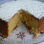 Almond and orange cake