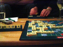 scrabble late saturday night | by _Rochie