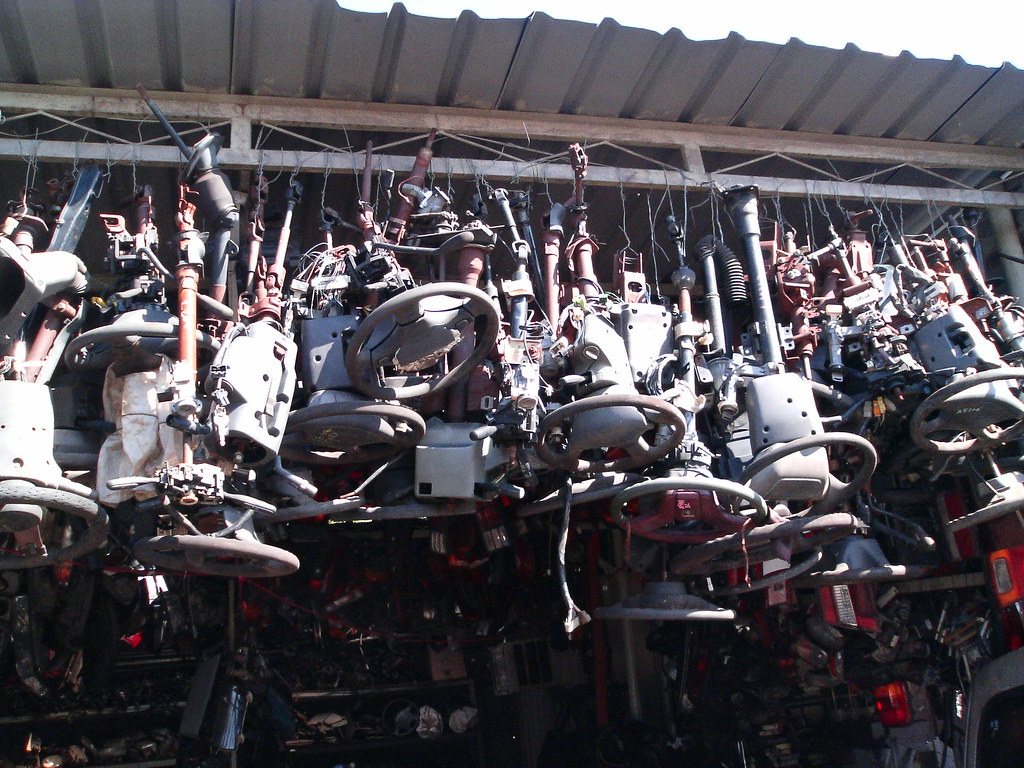 Junk Yard Car Parts Sandy Utah