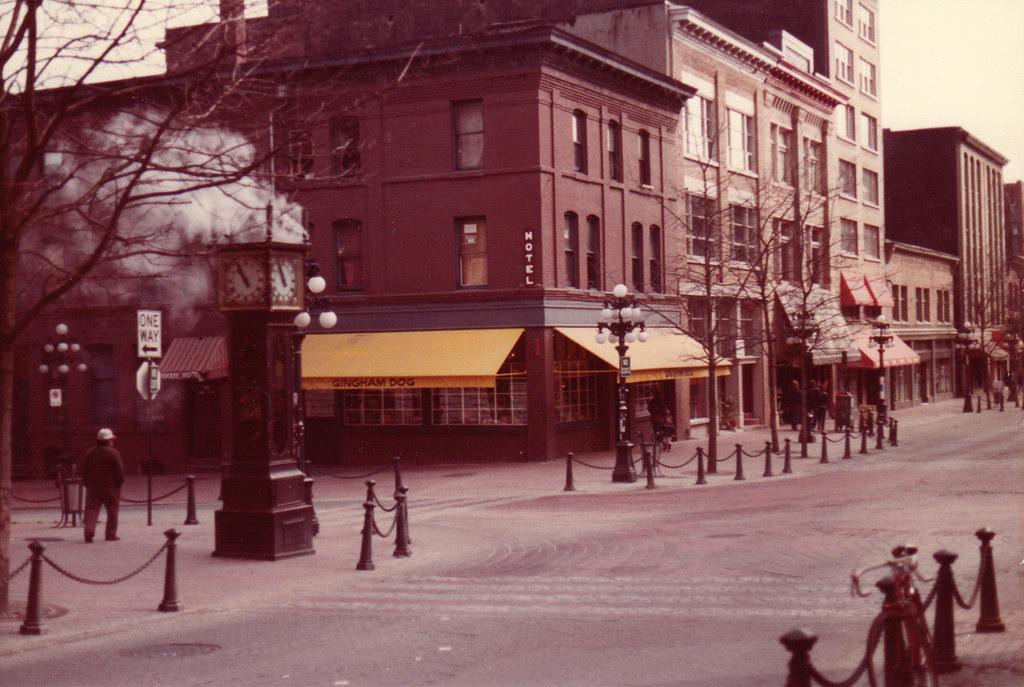 Vancouver Hotel Vintage Park