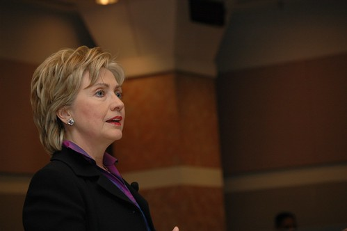 Sen. Hillary Clinton speaks | by SEIU International
