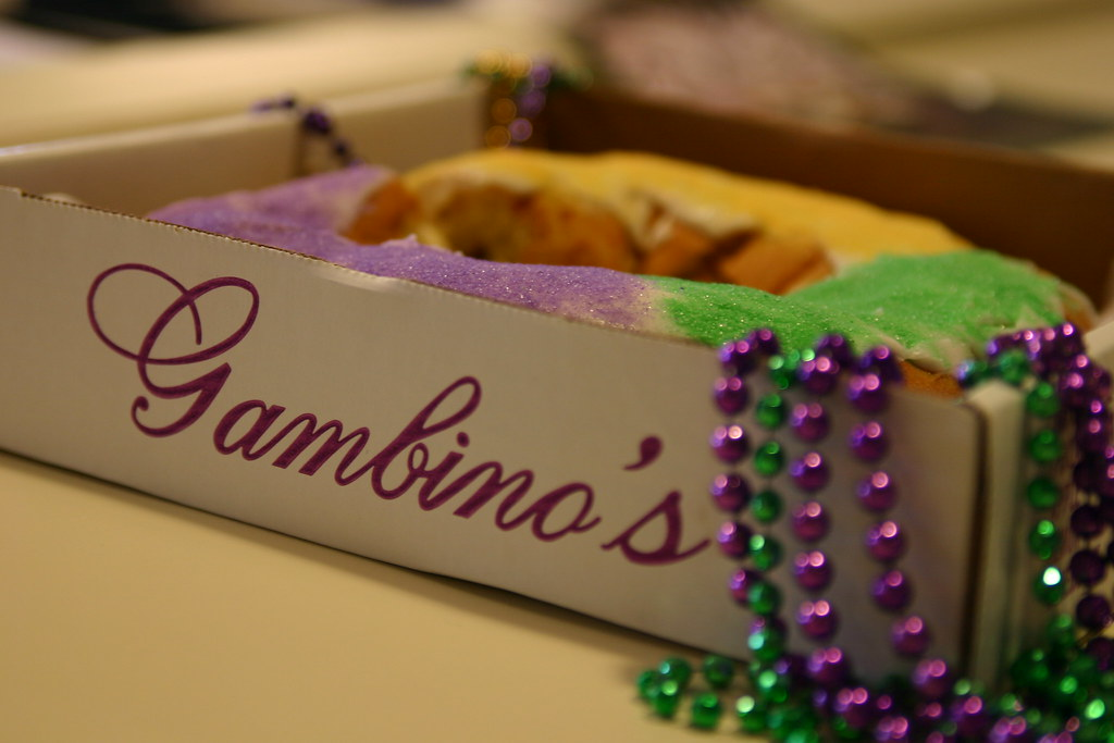 Gambino S Bakery History Of Mardi Gras Amp King Cakes An