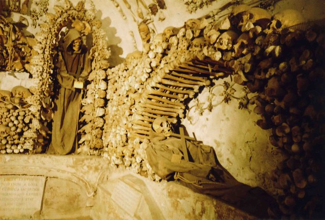 Tomb Of The Capuchin Monks Quot The Bones In This Six Room