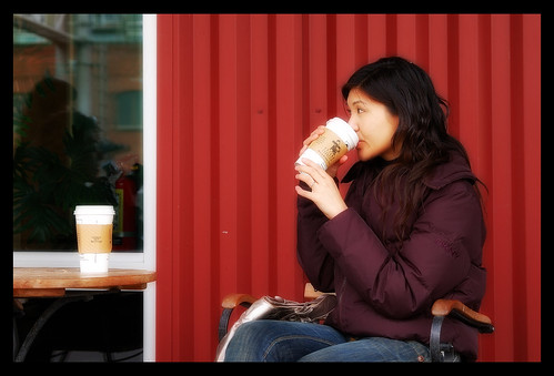 Another afternoon Seattle coffee | by Herman Au - http://www.hermanau.com