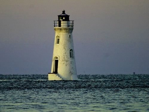 Cockspur Lighthouse relit after 98 years | by Bruce Tuten