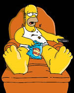 Homer Simpson | by annulla