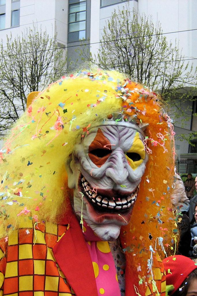 Cute clown // Clown mi...