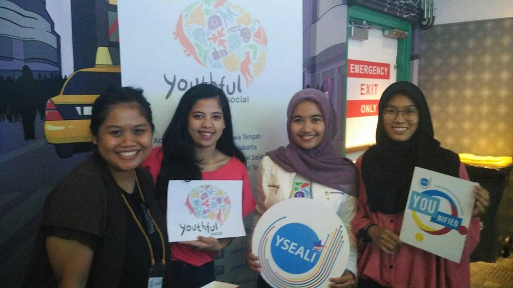 Youthful Social Project Indonesia Photo Courtesy Of Yout Flickr