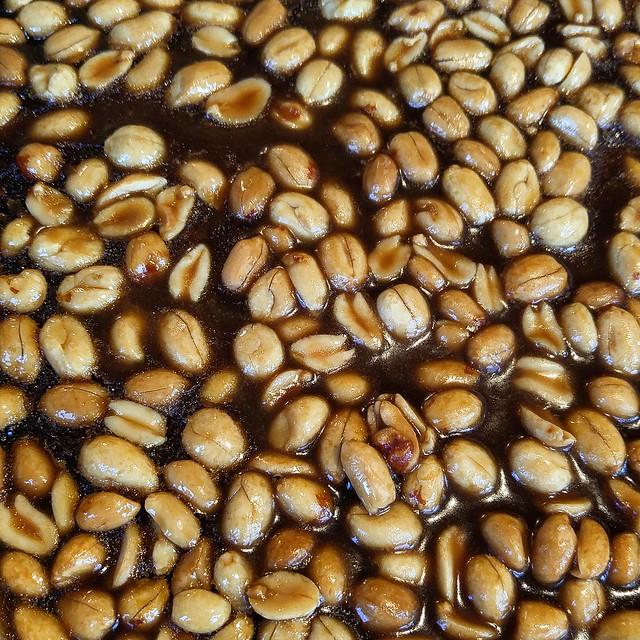 Beer Nut Brittle