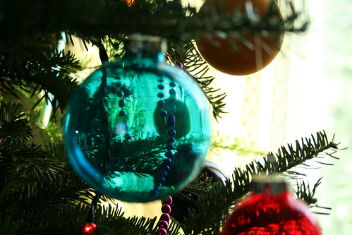 obligatory christmas tree ornament shot | by SMN