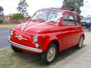 Wedding Car Hire Fabian Way Swansea