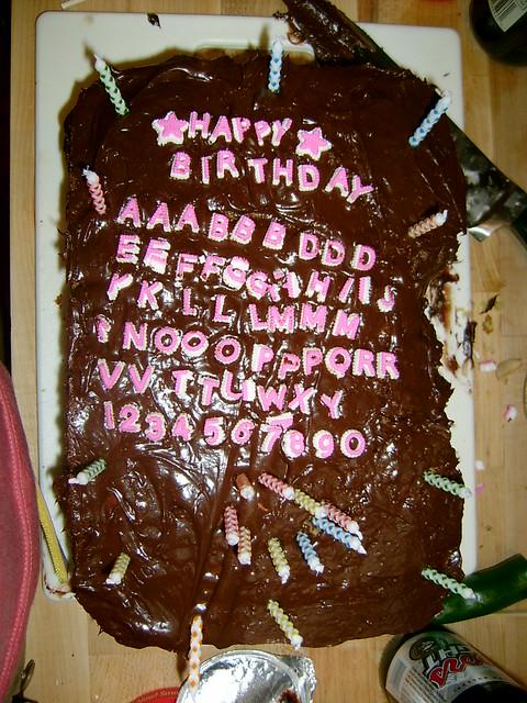 Birthday Cake Denver Colorado