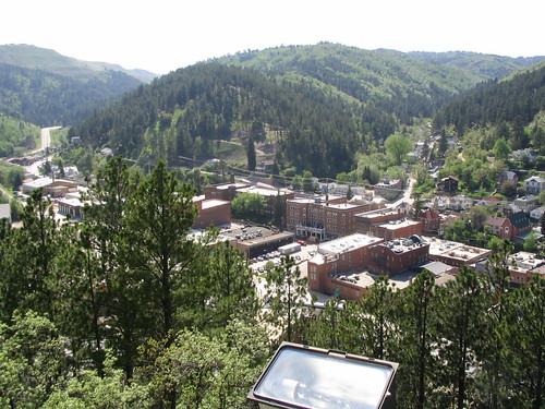 Overhead View of Deadwood | by robbrown2