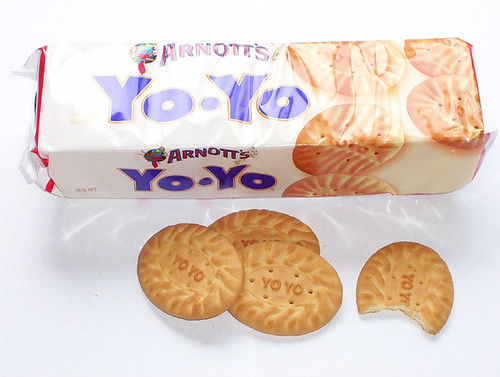 Yo-Yo biscuits | South Australia is the home/originator of ...