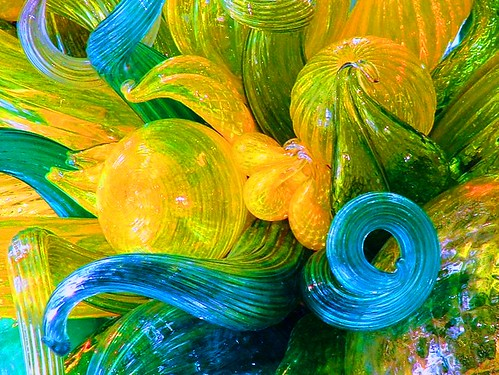 Chihuly Sculpture | by geoftheref