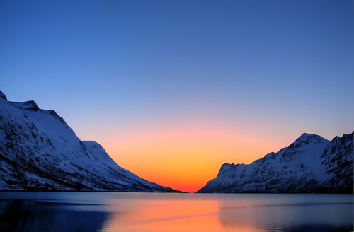 Arctic Sunset | by artic pj