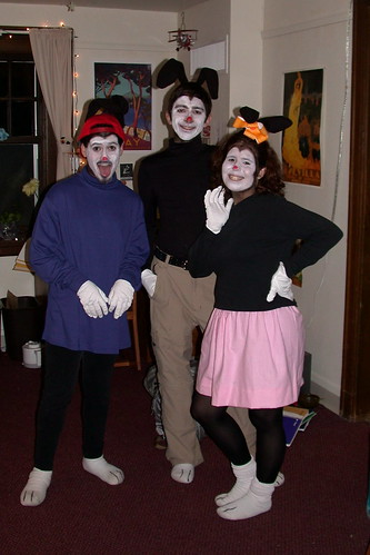The Animaniacs - Halloween 2001 | These costumes were ...