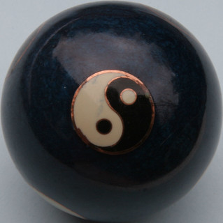 Yin yang ball from Vietnam | by exfordy