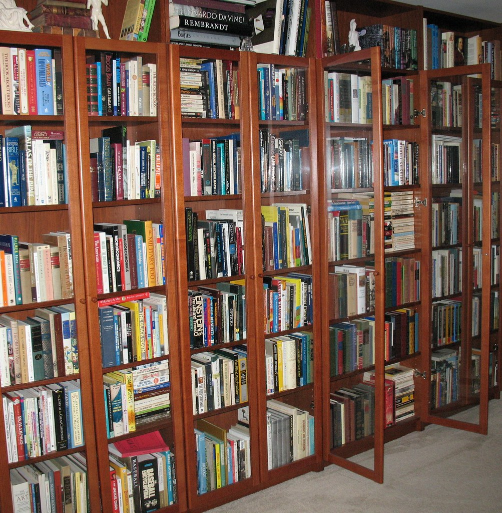 Cool Library Room Ideas