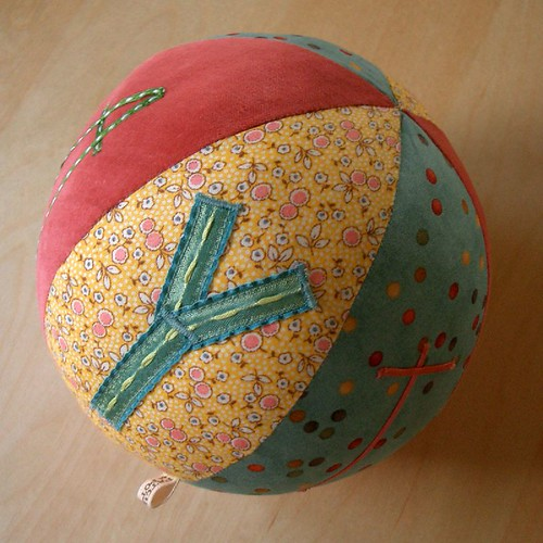 another ball | by PatchworkPottery