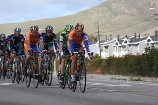 Amgen Tour Bike Race J Antonio Lopez