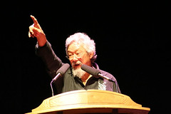 David Suzuki - Thunder Bay 2007 | by environmentnorth