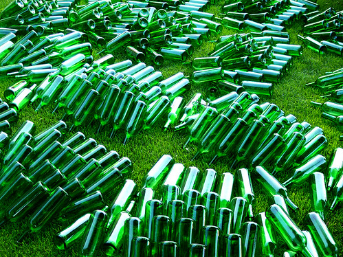 Moving Wine Bottles | by Okan Kitis