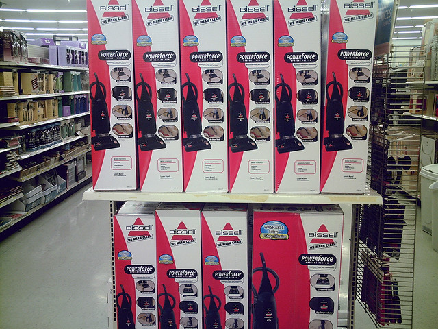 Vacuums At Walmart