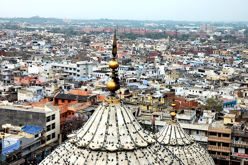 Bird's eye View of Old Delhi. | by ~FreeBirD®~