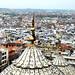 Bird's eye View of Old Delhi.