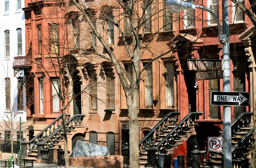 Brownstones | by somebox