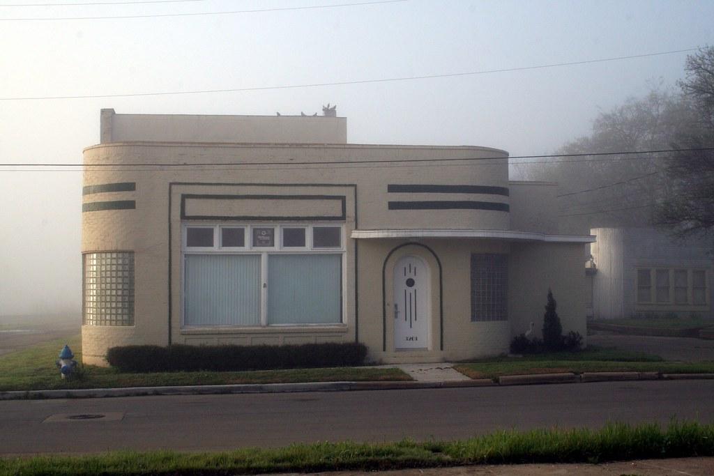 Art deco home design plans for Art deco home designs