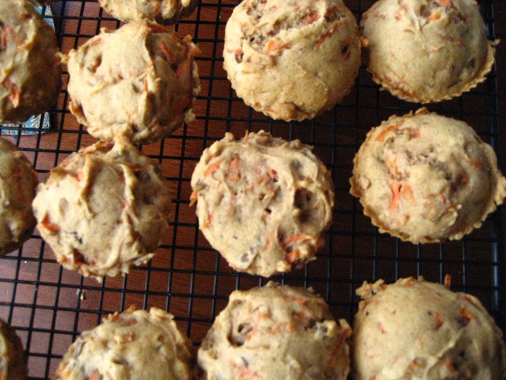 Gluten Free Carrot Cake Rice Flour