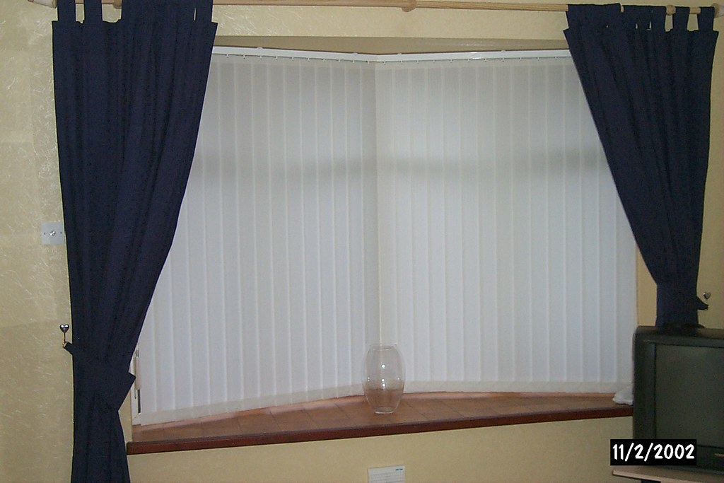 vertical blinds for bay windows build in vertical blinds bay window by mercury colchester flickr