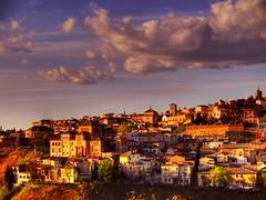 Toledo bajo el sol (HDR)