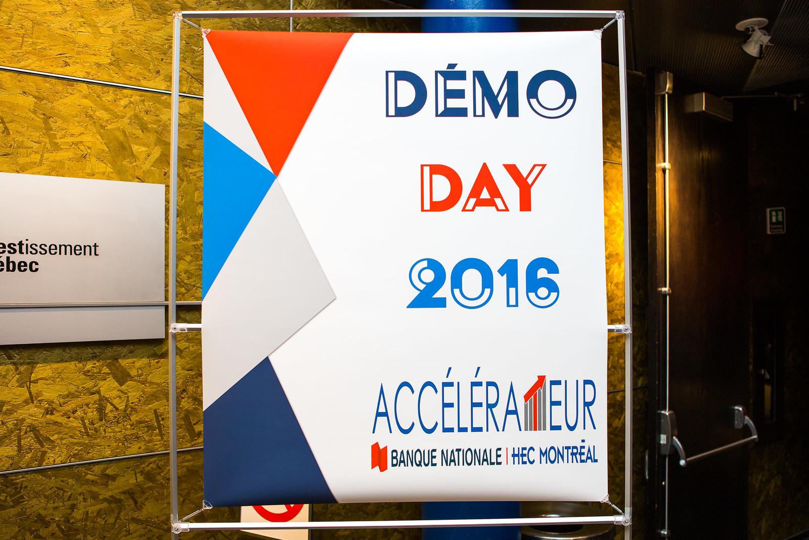 Démo Day Accélérateur BNC-HEC 2016