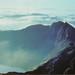 Inversion from Snowdon summit
